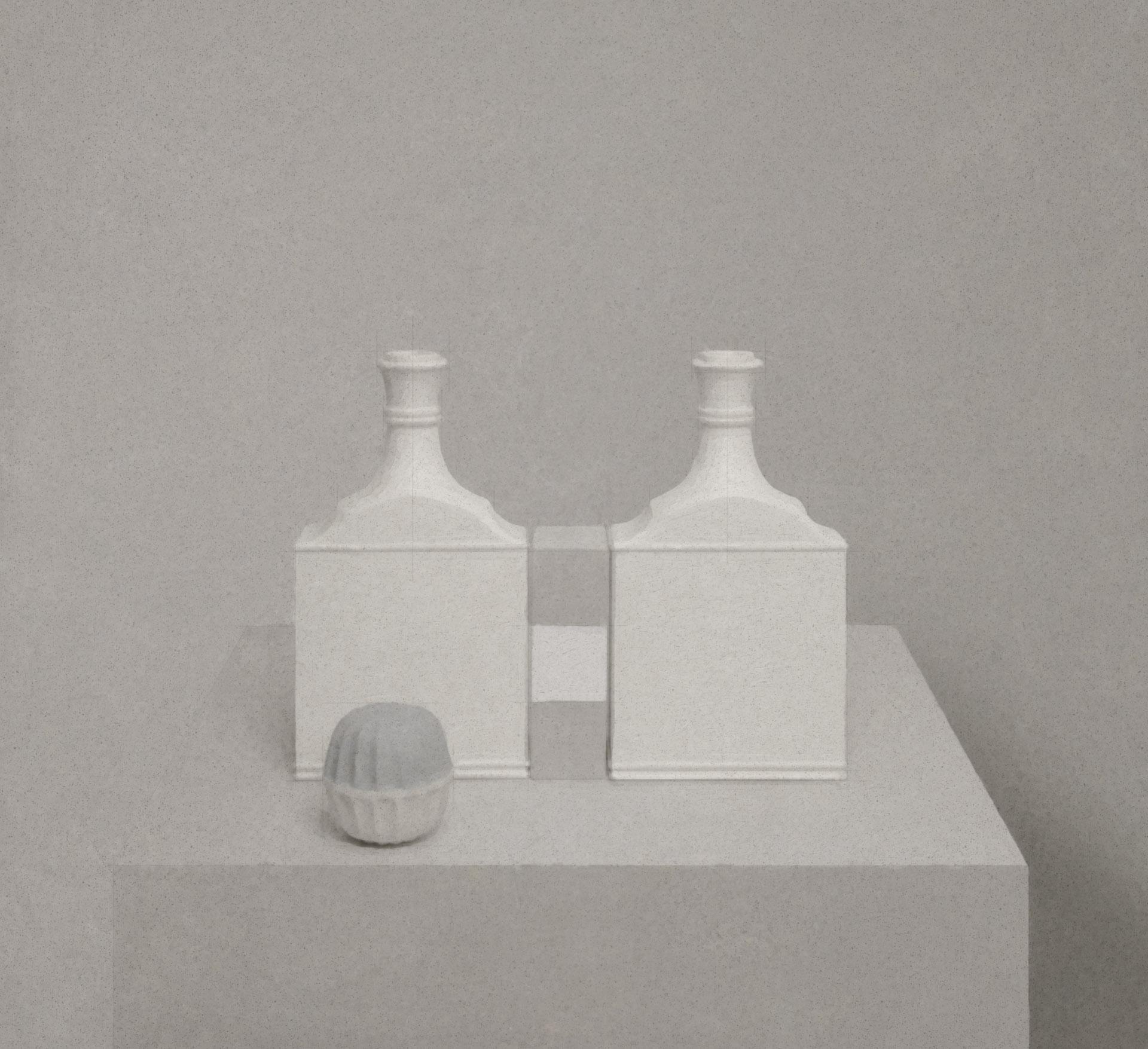 Morandi on a Pedestal 1820