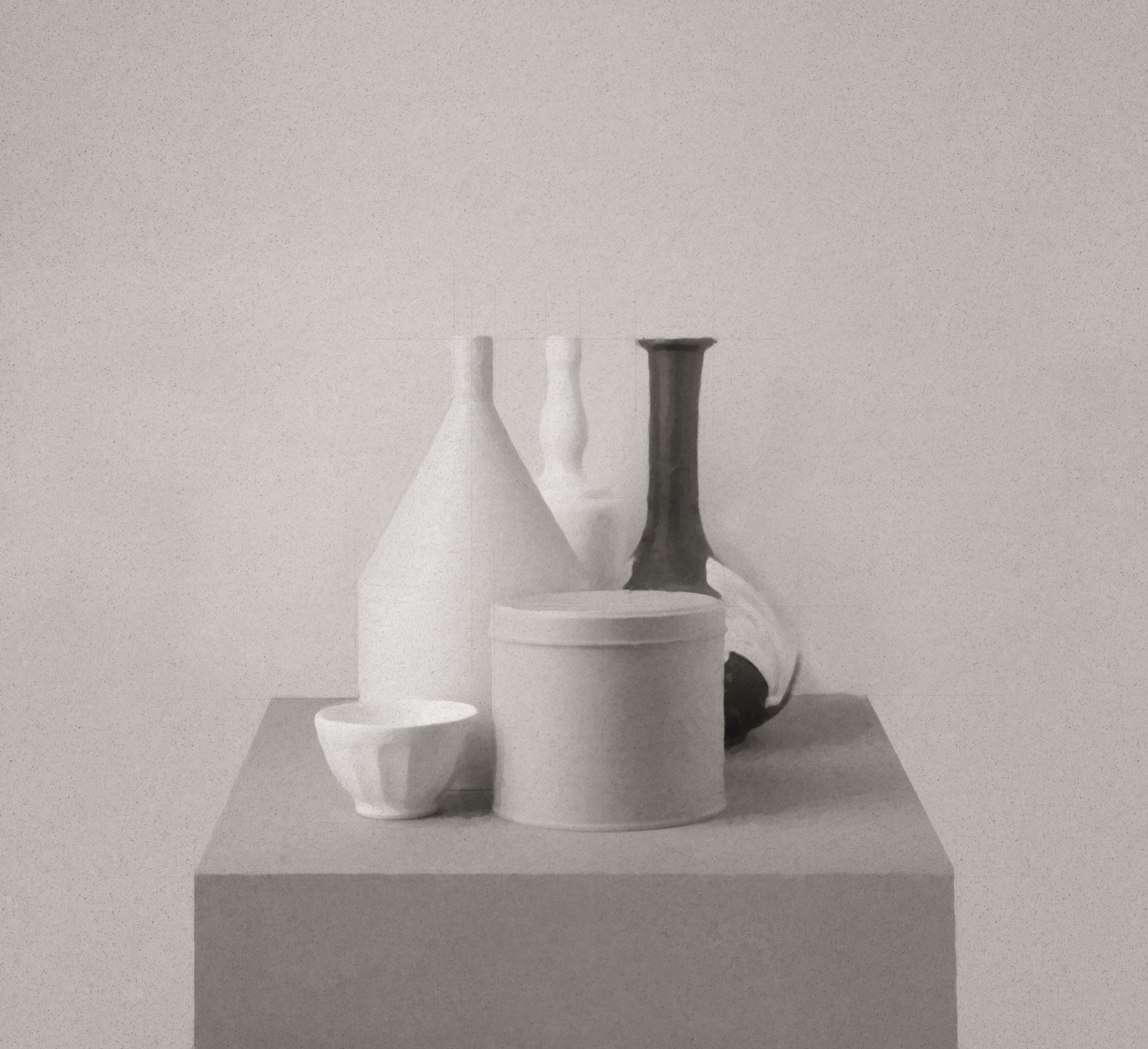 Morandi on a Pedestal 189