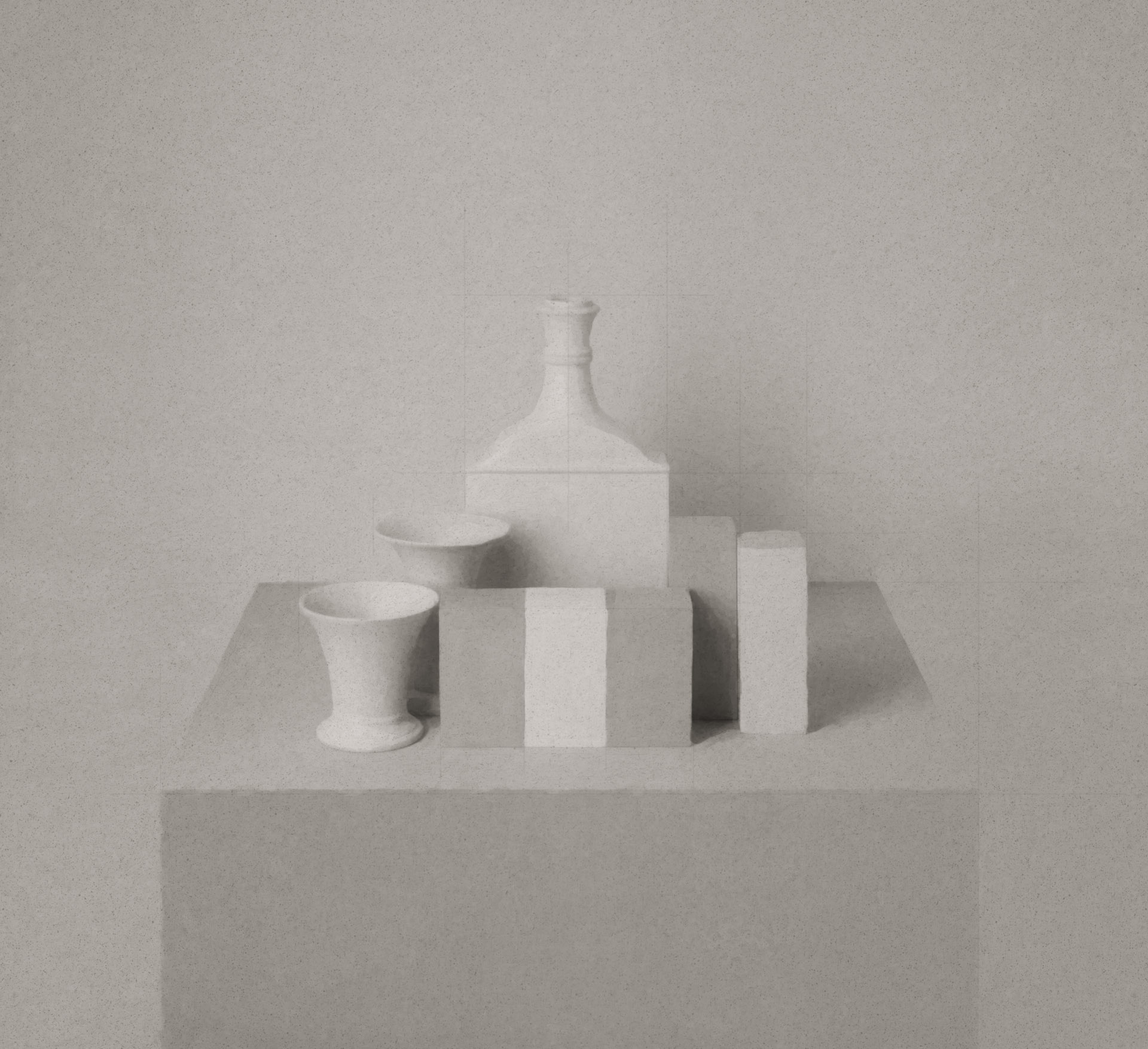 Morandi on a Pedestal 188