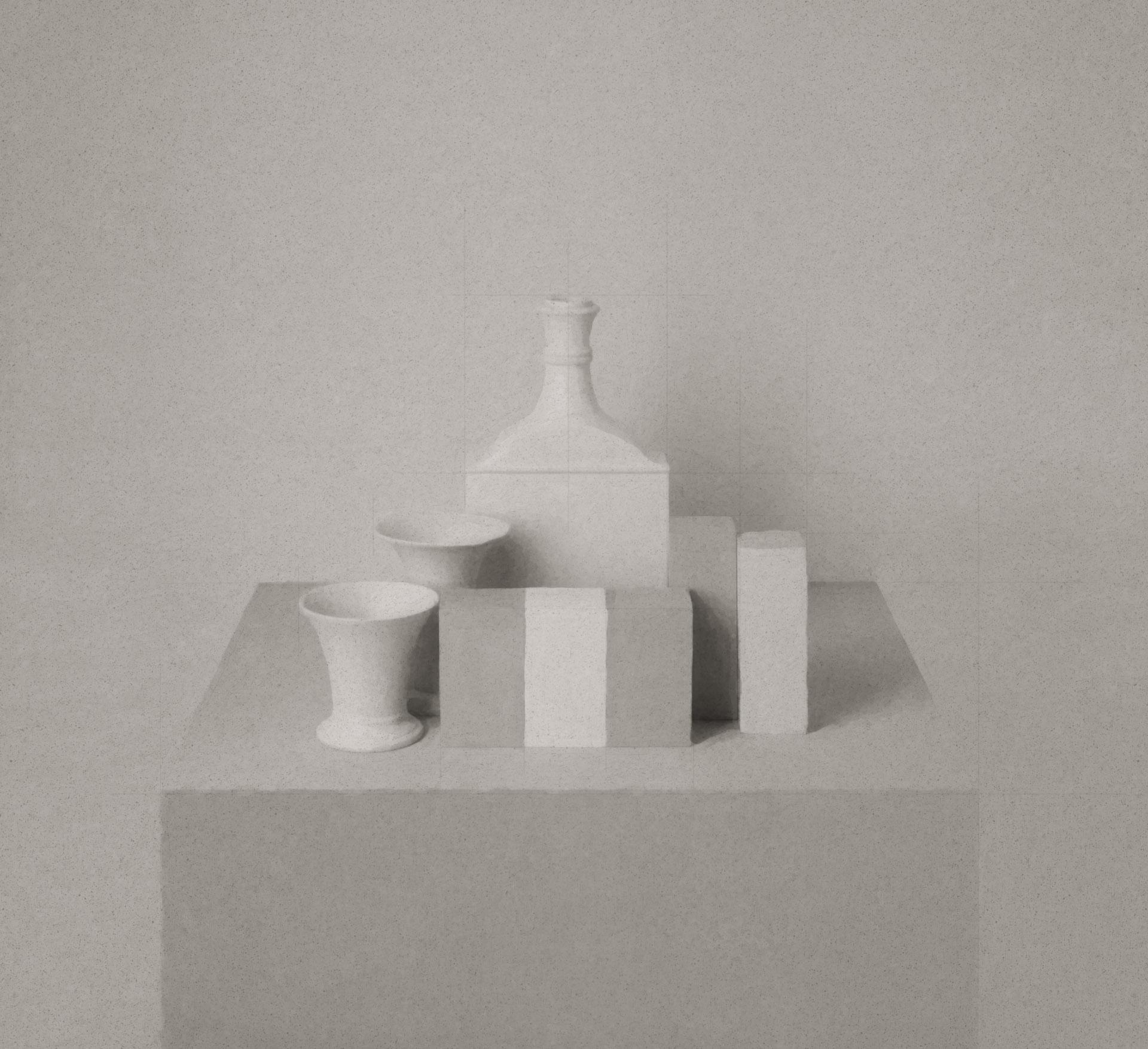 Morandi on a Pedestal 188