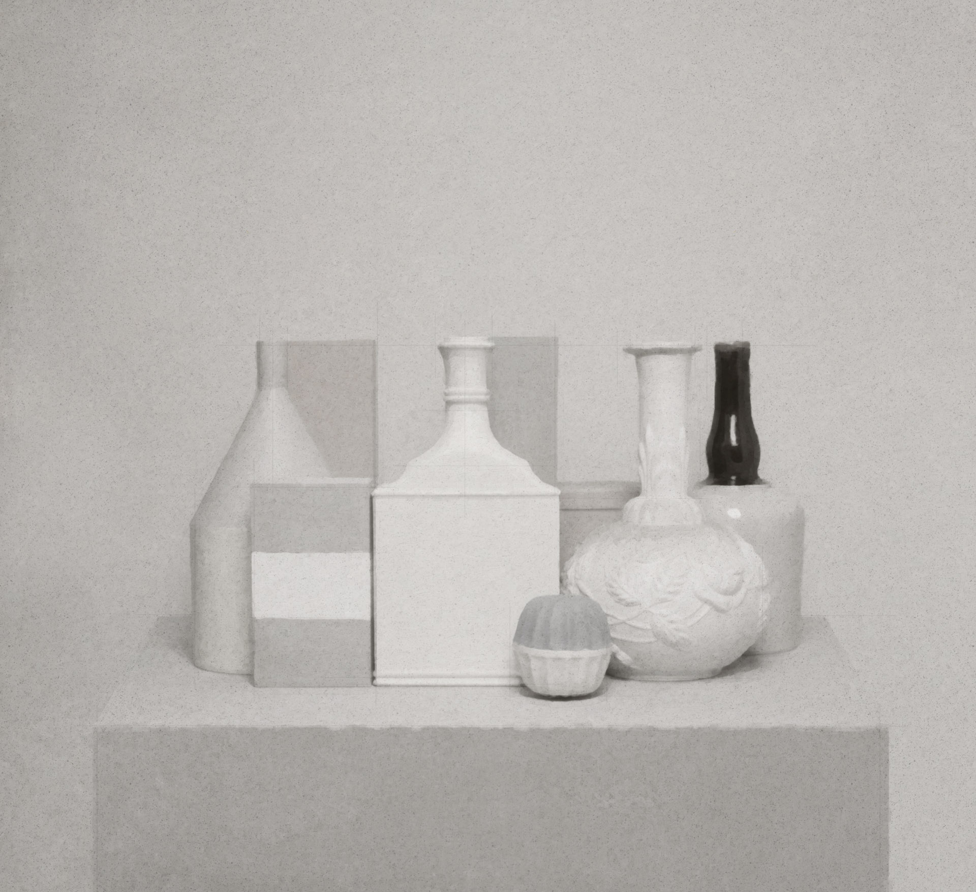 Morandi on a Pedestal 181