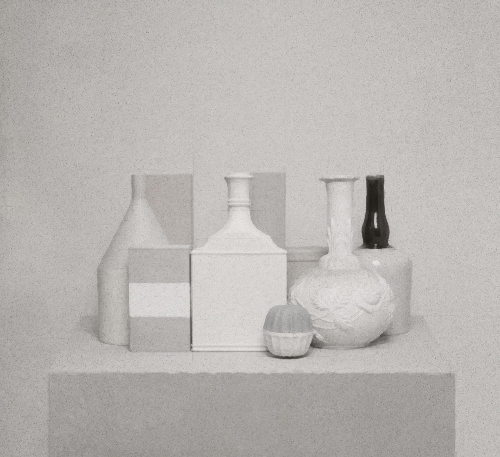 Morandi on a Pedestal 181