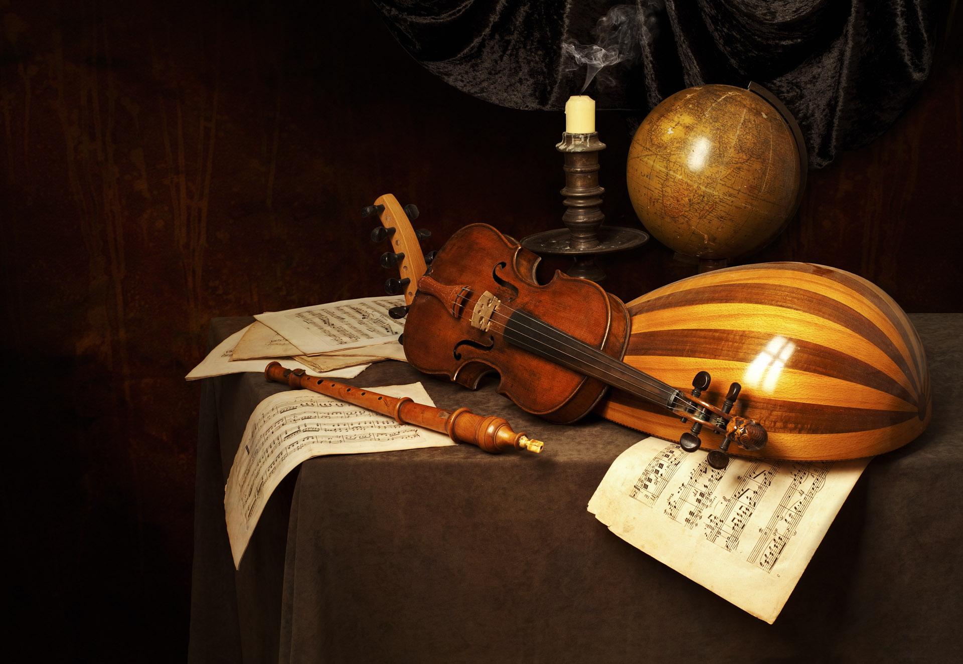 Musical vanitas