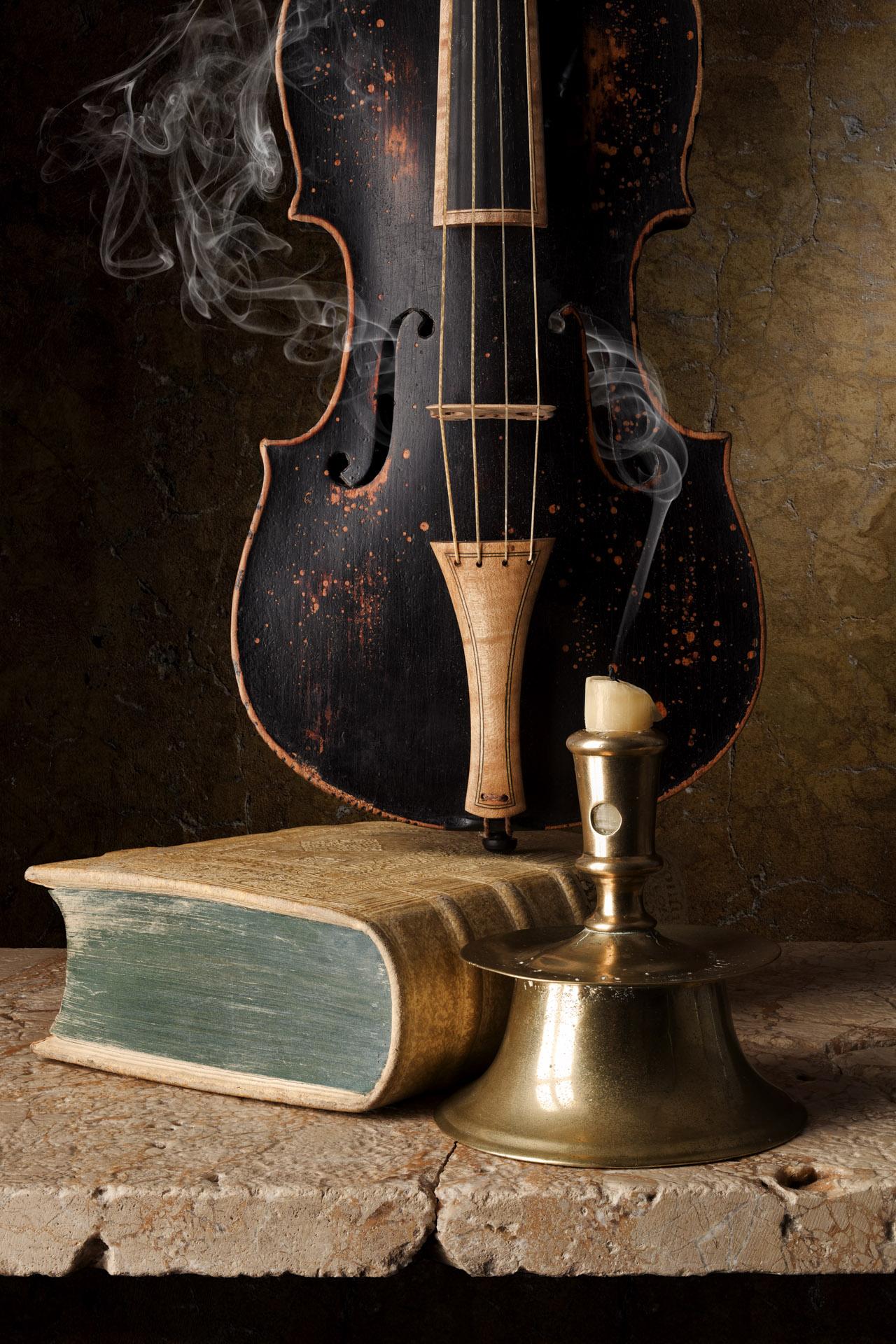 Musical smoke