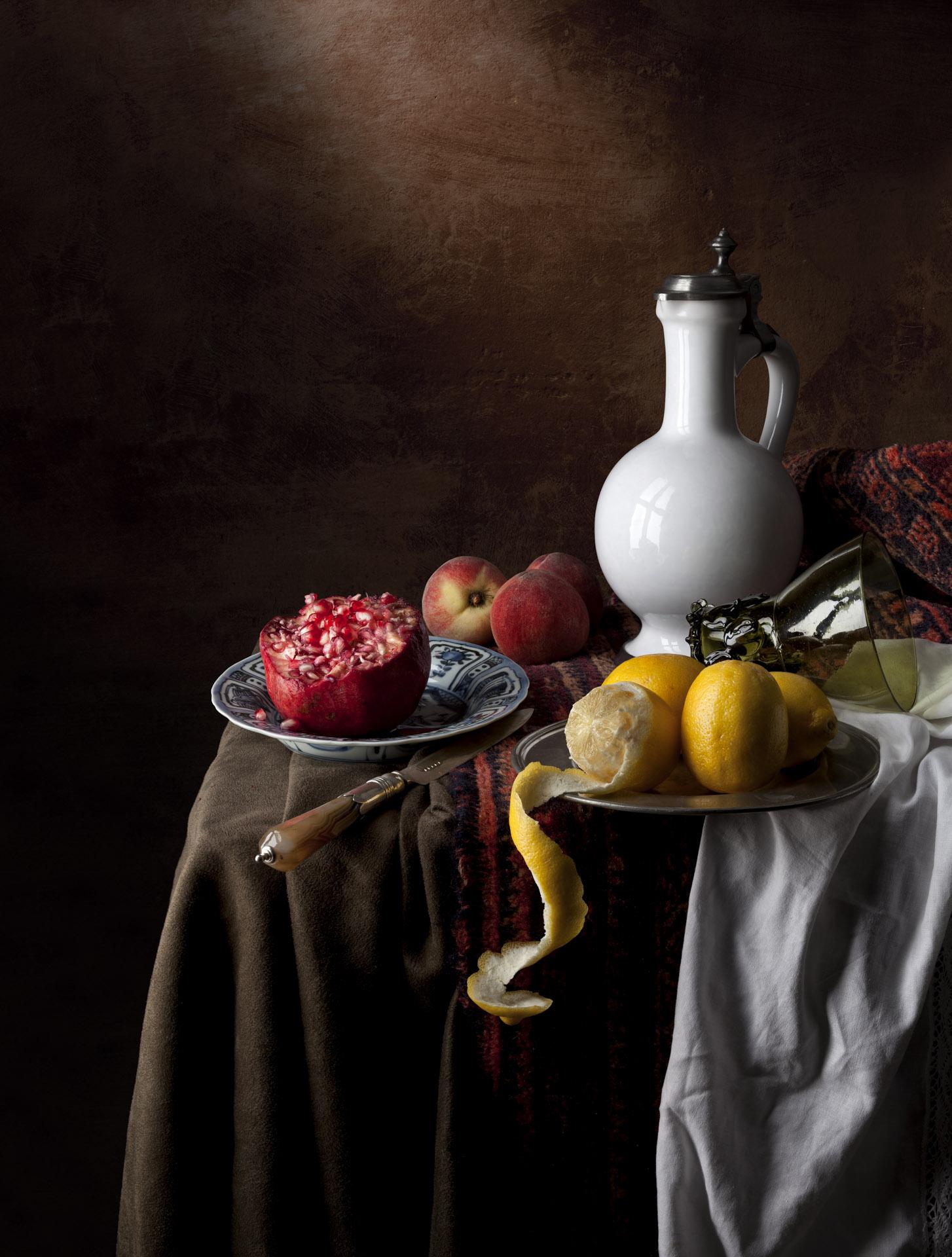 Vermeer still life