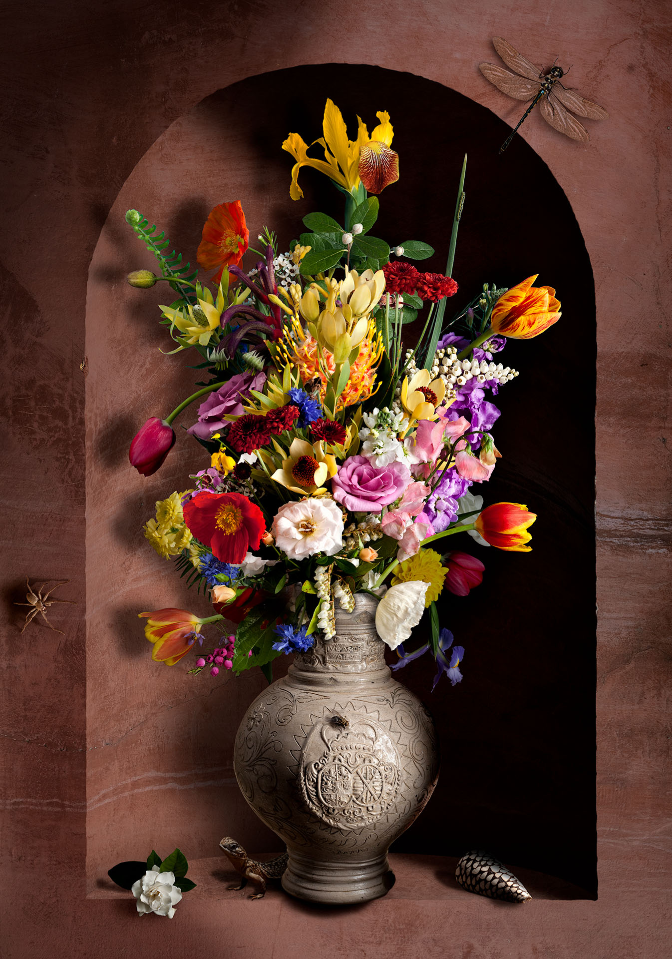 flower niche