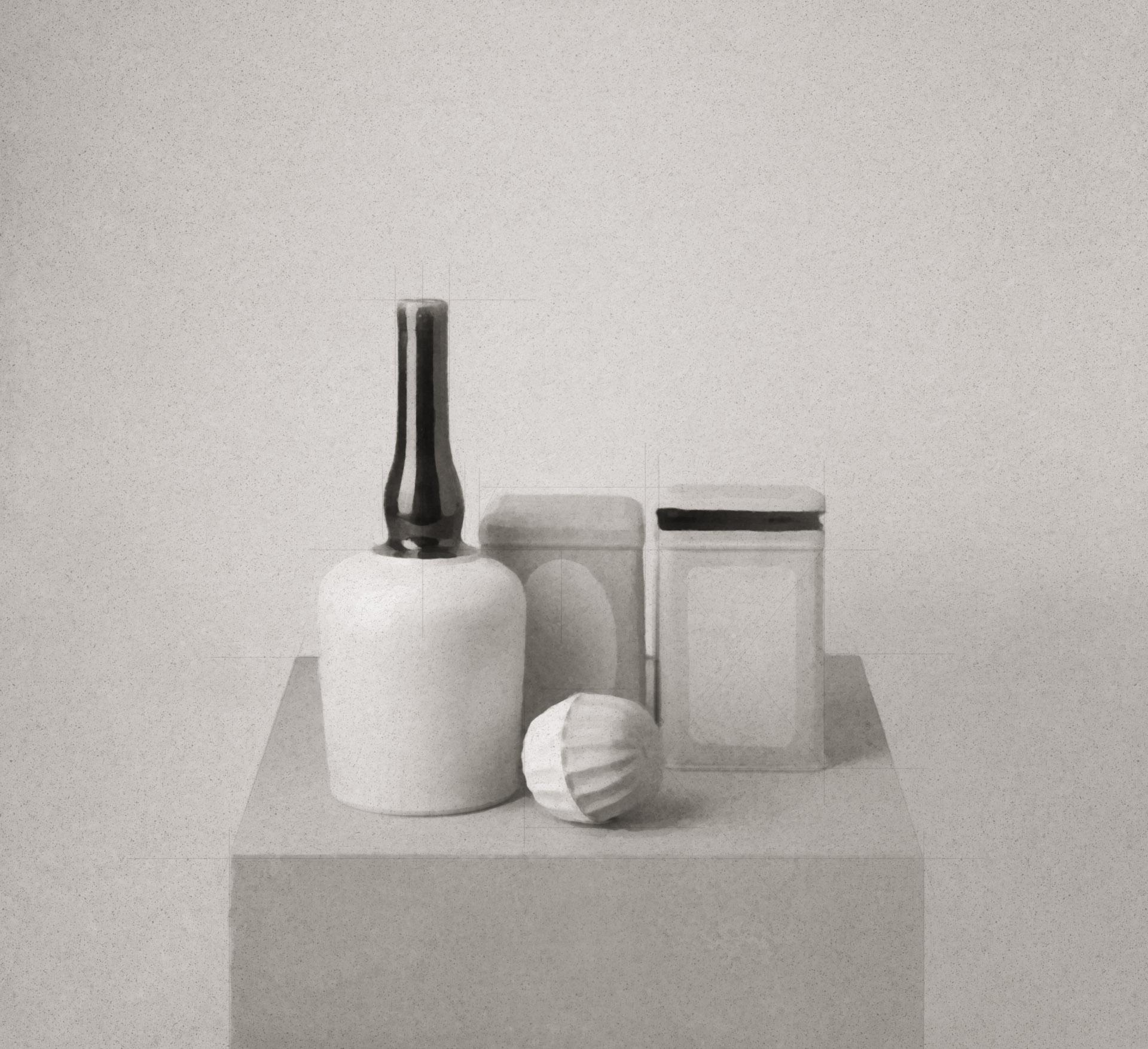 Morandi on a Pedestal 183