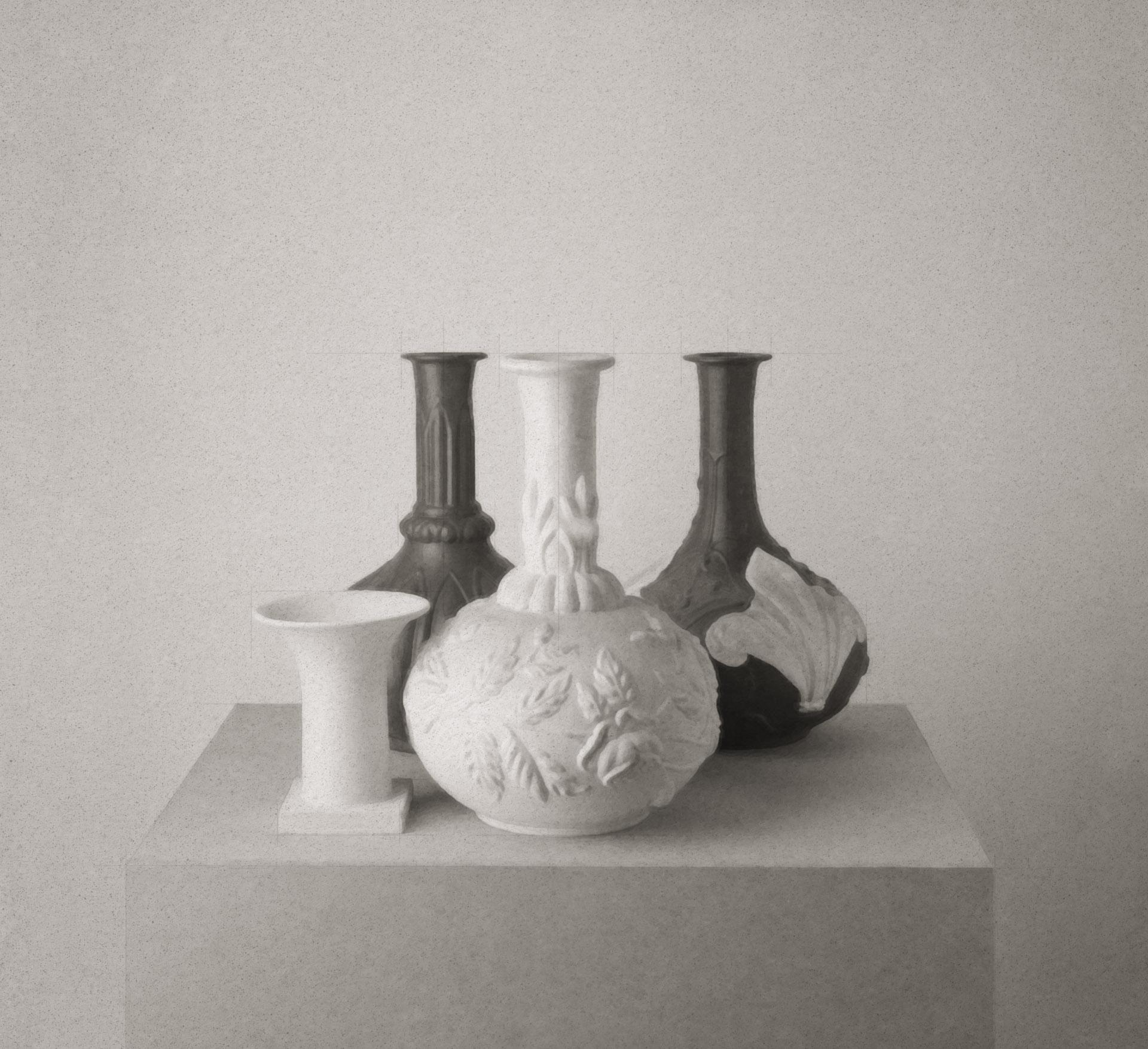 Morandi on a Pedestal 185